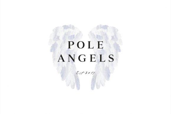 Heidi Lou Design Pole Angels